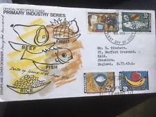 FDC Australia primery industry series 14.Juni.1972 W.A.