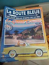 FASCICULE  ROUTE BLEUE LES PLUS BELLES ETAPE DE LA RN7 N°63 CITROEN TUB
