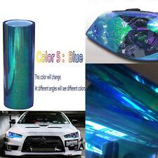 Hotblue Chameleon Car Headlight Tail Light Covers Tint Film Sticker Change Color