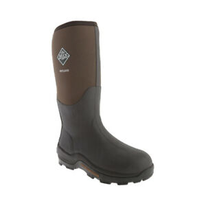 Muck Boots Unisex  Weltand Boot Bark Size 15 M
