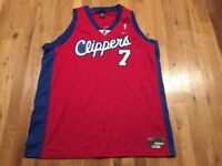 Vintage Mens Lamar Odom Nike NBA Los Angeles Clippers Basketball Jersey 3XL  XXXL eb2e636a9