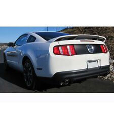 "2010-2014 PAINTED Ford Mustang ""California Special"" 4-Post ABS Plastic Spoiler"