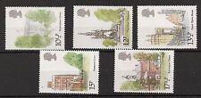 Architecture Decimal Great Britain Commemorative Stamps