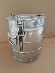 Thermobox Thermobehälter Warmhaltebehälter 35 Liter Edelstahl