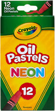 Crayola Oil Pastels-12/Pkg