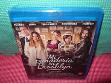 mi panaderia en brooklyn - ron - suarez - blu-ray
