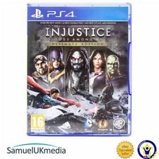 Injustice: Gods Among Us Ultimate Edition (PS4) **GREAT CONDITION**