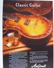 retro magazine advert 1992 ARIA PRO PE1200