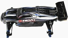 Traxxas 1/10 E-revo Complete Rolling Chassis w/ Body  Transmission 56086 60