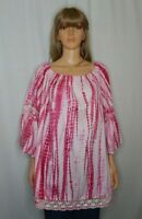 NWOT NEW Roaman's Size 22/24 1X Top Shirt Blouse Casual Work Clothes Outfit