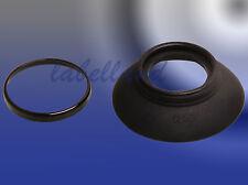 GOMMA Oculare Oculare DK-19 per Nikon DSLR Telecamera D4 D800E D810A F6 F5 F4 F3HP
