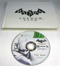 Batman Arkham City (XBox 360) In Collectors Edition Art Work Book