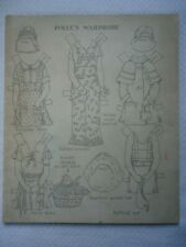 Vintage Paper Dolls Book of Cloths