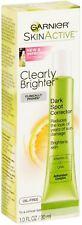 Garnier SkinActive Clearly Brighter Dark Spot Corrector 1 oz (Pack of 2)