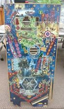 Avengers Limited Edition Pinball Machine Stern Playfield Part Board