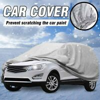 Waterproof Full Car Cover For SUV Car Indoor / Outdoor Anti Dust UV Rain Snow