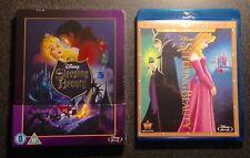 Disney SLEEPING BEAUTY Blu-Ray DVD Digital HD Copy SteelBook New OOP Vault Rare!