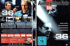 (DVD) 36 - Tödliche Rivalen - Gerard Depardieu, Daniel Auteuil, André Dussollier