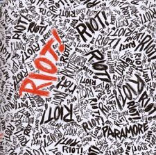 PARAMORE RIOT! 2007 CD ALTERNATIVE ROCK NEW