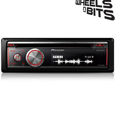 PIONEER DEH-X8700BT BLUETOOTH CAR STEREO CD RADIO USB AUX IPOD IPHOEN ANDROID
