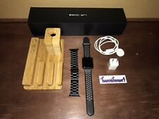 Apple Watch Nike+ Series 2 42mm Extra Band Charging Stand Package