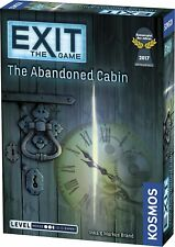 Thames & Kosmos Exit: 692681 The Abandoned Cabin Game
