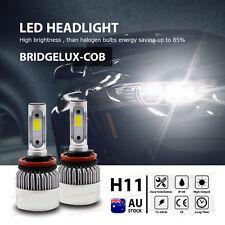 CSP CREE 160W 22000LM LED Headlight H8 H9 H11 Bulbs 6500K Upgrade Conversion Kit