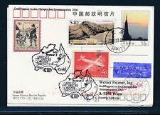 09653) Lauda Olympiade So-LP Wien - Sydney 15.9.2000, GA ab China