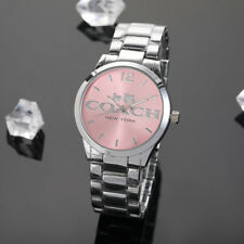 Women's Men's Dress Stainless steel Wristwatches Fashion Watch
