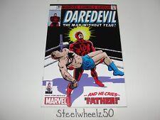 Daredevil #164 Comic Marvel Legends Reprint 2002 Series III Origin Frank Miller