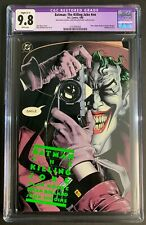 Batman: The Killing Joke CGC 9.8 Unread from Personal Collection