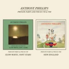 Anthony Phillips - PPP 7 & 8 [New CD] Asia - Import