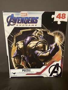 Marvel Avengers Endgame Jigsaw Puzzle 48 Pieces NEW IN BOX