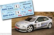 Decal 1:43 Daniel Sordo - CITROEN XSARA KIT CAR - Rally Isla de Tenerife 2013