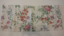 1 Colonial Williamsburg Palace Floral Valance You will receive 1 but 2 available