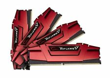 G. Skill Ripjaws f4-2400c15q-32gvr di RAM ddr4 32gb pc2400 (cl15, 4x 8gb) NUOVO