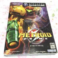USED Nintendo Gamecube Metroid Prime 06433 JAPAN IMPORT