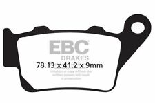 Para BMW F 800Gs Triple Negro 12 EBC Sinterizadas Pad Set Trasero