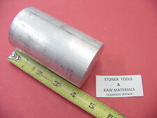 "2"" ALUMINUM ROUND ROD 6061 BAR 4"" long Solid T6511 Bar Stock 2.00"" OD"