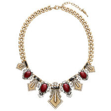 Chloe & Isabel Cafe Society Statement Necklace - N472SGRE - NEW