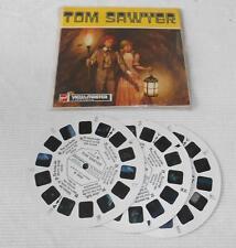 x - View Master- Päckchen-3 Scheiben Tom Sawyer