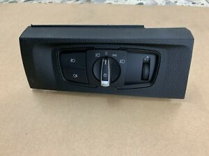 BMW 1'2'3'4' F  Xenon Regensensor Nebel Bedieneinheit Lichtschalter TN. 9265303