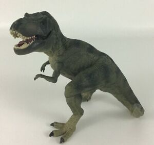 """Papo 2005 Realistic Tyrannosaurus Rex Dinosaur with Moving Jaw 6"""" Tall Quality"""