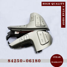 New Button Steering Wheel Audio Control Switch 8425006180 for Toyota Hilux Camry