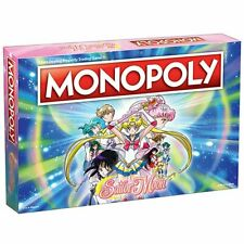 Sailor Moon Monopoly