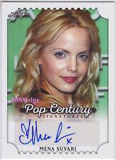 "2016 Pop Century Auto: Mena Suvari - Autograph ""American Beauty/Six Feet Under"""