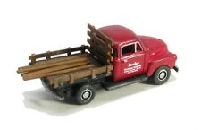 N Scale 50's 3100 Chevy Half Ton Flatbed Truck kit by Showcase Miniatures (94)