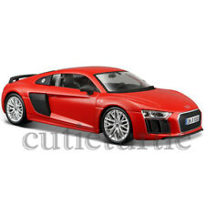 Maisto Audi R8 V10 Plus 1:24 Diecast Model Car 34513 Red