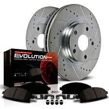 For Mini Cooper Countryman 11-16 Brake Pads Z23 Evolution Sport Performance