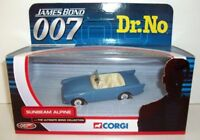 CORGI 1/36 - TY02501 SUNBEAM ALPINE JAMES BOND 007 - DR. NO